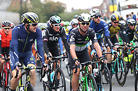 Picture by Alex Whitehead/SWpix.com - 10/09/2017 - Cycling - OVO Energy Tour of Britain - Stage 8, Worcester to Cardiff - Dimension Data's Mark Cavendish.