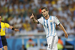 Fernando Gago (ARG), JUN 15, 2014 - Football / Soccer : FIFA World Cup Brazil<br /> match between Argentina and Bosnia Herzegovina at the Maracana Stadium in Rio de Janeiro, Brazil. (Photo by AFLO)