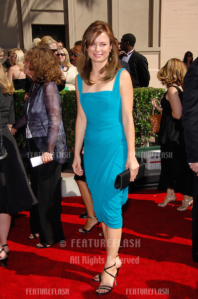 Actress MARY LYNN RAJSKUB at the 2006 Creative Arts Emmy Awards at the Shrine Auditorium, Los Angeles..August 19, 2006  Los Angeles, CA.© 2006 Paul Smith / Featureflash