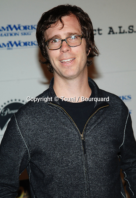 Ben from Ben Folds Five, arriving at the Project A.L.S. Benefit Gala at the Century Plaza Hotel in Los Angeles. May, 6, 2005.