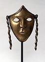 Greek Woman Mask