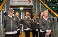 14-12-12, Rotterdam, Tennis, Masters, Umpires