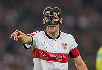 Christian GENTNER, VFB 20 <br /> VFB STUTTGART - BAYER 04 LEVERKUSEN<br /> Football 1. Bundesliga , Stuttgart,08.12.2017, 15. match day,  2017/2018, 1.Liga, 1.Bundesliga,<br />  *** Local Caption *** © pixathlon<br /> Contact: +49-40-22 63 02 60 , info@pixathlon.de