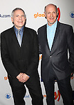 Craig Zadan and Neil Meron.attending the 22nd Annual GLAAD Media Awards in New York City.