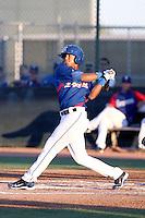 Teodoro Martinez - AZL Rangers - 2010 Arizona League. Photo by:  Bill Mitchell/Four Seam Images..