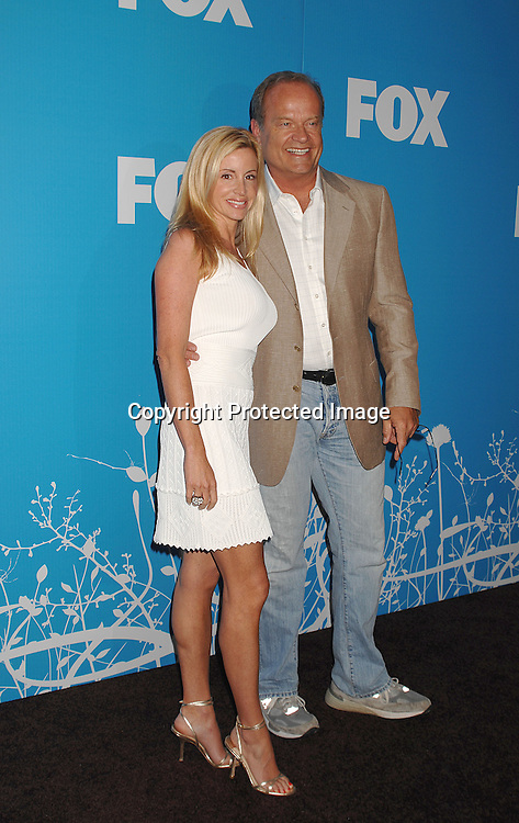 Camille and Kelsey Grammer..arriving at The FOX TV Upfront on May 17, 2007 at Wolman Rink in Central Park in New York City. ..Robin Platzer, Twin Images........212-935-0770 ..