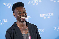 Olugbenga Adelekan of band Metronomy attends the Belvedere Vodka Party at Pavon Kamikaze Theater in Madrid,  May 25, 2017. Spain.<br /> (ALTERPHOTOS/BorjaB.Hojas) /NortePhoto.com