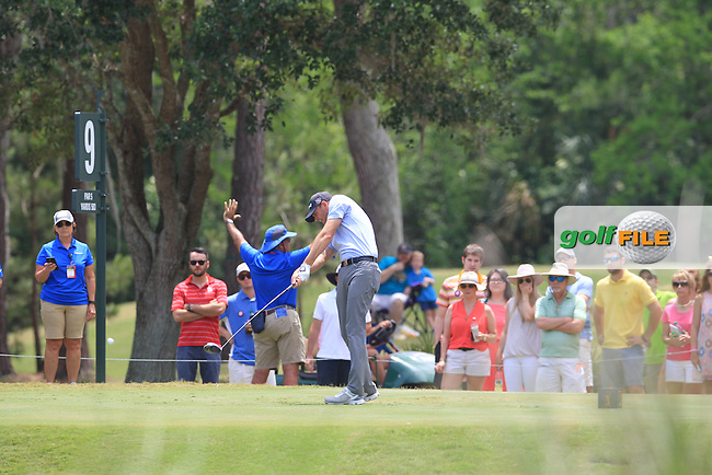 Brendan Steele (USA)  during the Final Round of The Players, TPC Sawgrass, Ponte Vedra Beach, Jacksonville.   Florida, USA. 15/05/2016.<br /> Picture: Golffile | Mark Davison<br /> <br /> <br /> All photo usage must carry mandatory copyright credit (&copy; Golffile | Mark Davison)