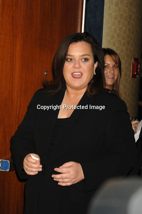 Rosie O'Donnell..arriving at The 18th annual GLAAD Media Awards on March 26, 2007 at The Marriott Marquis Hotel. ..Robin Platzer, Twin Images