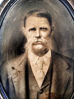 Simon Peter Litzinger (1853)  -  about 1900<br /> <br /> Conrad>Leonard>Simon>Bernard>Simon Peter