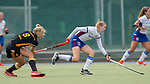 Mannheim, Germany, September 07: During the field hockey Bundesliga match between Mannheimer HC and Harvestehuder THC on September 7, 2019 at Am Neckarkanal in Mannheim, Germany. Final score 2-0. (Photo by Dirk Markgraf / www.265-images.com) ***
