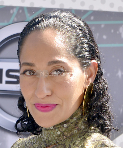 LOS ANGELES, CA - JUNE 26: Tracee Ellis Ross at the 2016 BET Awards at the Microsoft Theater on June 26, 2016 in Los Angeles, California. Credit: Koi Sojer/MediaPunch