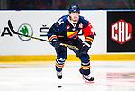 Stockholm 2014-09-05 Ishockey CHL Djurg&aring;rdens IF - Eisb&auml;ren Berlin :  <br /> Djurg&aring;rdens Alexander Deilert i aktion <br /> (Foto: Kenta J&ouml;nsson) Nyckelord:  Djurg&aring;rden Hockey Hovet CHL Eisb&auml;ren Berlin portr&auml;tt portrait