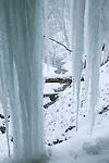 Bridal Veil Falls, Pikes Peak State Park, Iowa