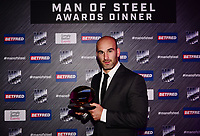 Picture by Simon Wilkinson/SWpix.com - 03/10/2017 - Rugby League BETFRED Super League Man of Steel Awards Dinner 2017 - The Steve Prescott MBE Man of Steel - Danny Houghton