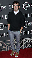 HOLLYWOOD, LOS ANGELES, CA, USA - APRIL 22: Kevin McHale at the 5th Annual ELLE Women In Music Concert Celebration presented by CUSP by Neiman Marcus held at Avalon on April 22, 2014 in Hollywood, Los Angeles, California, United States. (Photo by Xavier Collin/Celebrity Monitor)