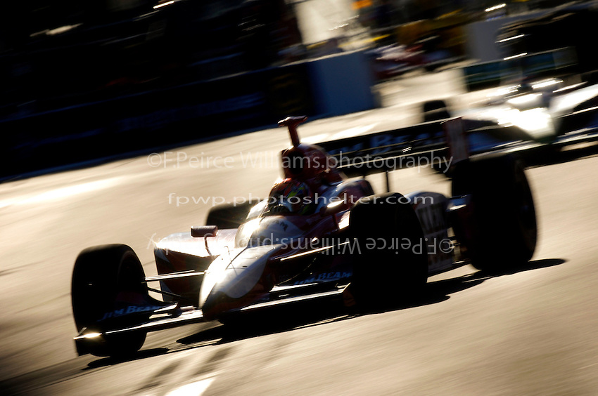 Grand Prix of St. Petersburg, 3 April, 2005.Dan Wheldon.Copyright©F.Peirce Williams 2005.  ref.Digital Image Only