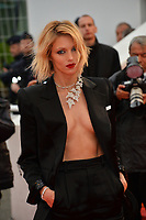 "CANNES, FRANCE. May 17, 2019: Anja Rubik at the gala premiere for ""Pain and Glory"" at the Festival de Cannes.<br /> Picture: Paul Smith / Featureflash"