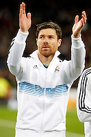 Xabi Alonso during La Liga Match. December 01, 2012. (ALTERPHOTOS/Caro Marin)