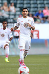 04 August 2014: MLS Homegrown's Danny Garcia. The Chipotle MLS Homegrown Game was played as part of the Major League All-Star Game week events. The MLS Homegrown players played the Portland Timbers U-23 team at Providence Park in Portland, Oregon.