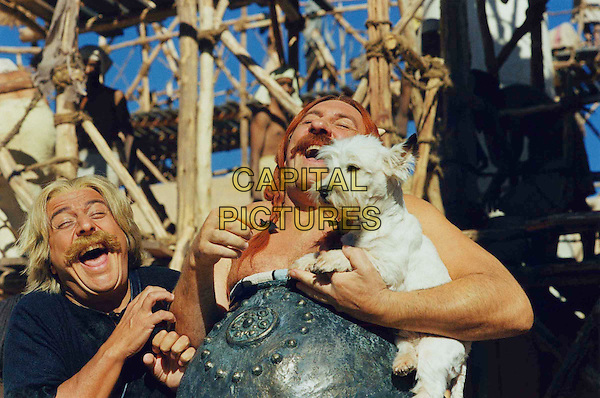 CHRISTIAN CLAVIER.GERARD DEPARDIEU.in Asterix Et Obelix: Mission Cleopatre.Filmstill - Editorial Use Only.Ref: FB.sales@capitalpictures.com.www.capitalpictures.com.Supplied by Capital Pictures.