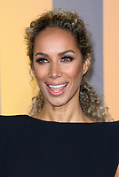 LONDON, ENGLAND - FEBRUARY 8: Leona Lewis arrives at the 'Black Panther' European premiere at the Eventim Apollo, on February 8th, 2018 in London, England. <br /> CAP/JC<br /> &copy;JC/Capital Pictures