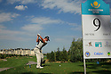 Scott Henry (SCO) during the third round of the Kazakhstan Open played at Zhailjau Golf Resort, Almaty on September 15, 2012 in Almaty, Kazakhstan.(Picture Credit / Phil Inglis)