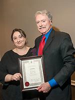 Mayor's Honour List 2019 held at Lambton College, Sarnia Mayor Mike Bradley