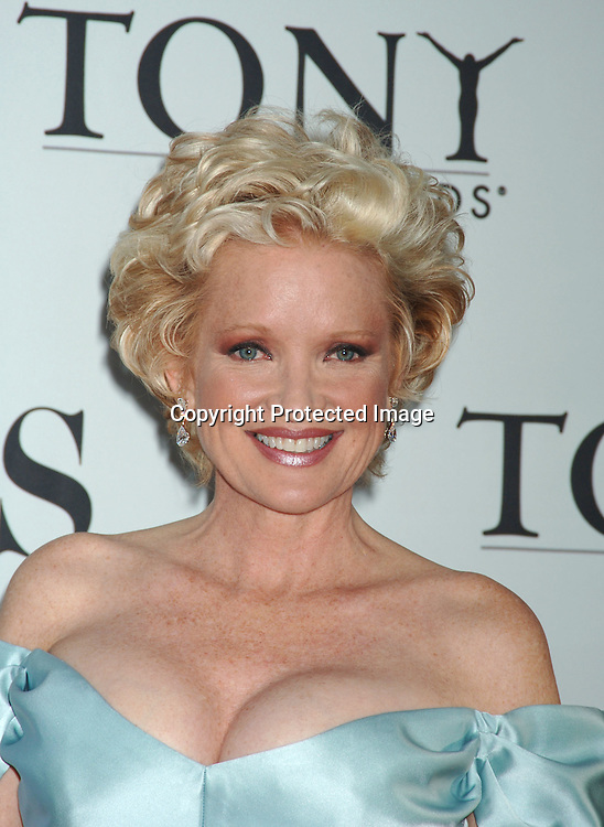 Christine Ebersole..arriving at the 60th Annual Tony Awards on June11, 2006..at Radio City Music Hall. ..Robin Platzer, Twin Images