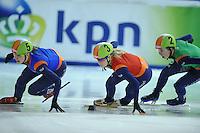 SHORTTRACK: AMSTERDAM: Jaap Edenhal, 04-01-2015, KPN NK Shorttrack, ©foto Martin de Jong
