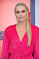 Lindsey Vonn at the world premiere for &quot;The Spy Who Dumped Me&quot; at the Fox Village Theatre, Los Angeles, USA 25 July 2018<br /> Picture: Paul Smith/Featureflash/SilverHub 0208 004 5359 sales@silverhubmedia.com