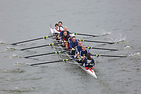 Crew: 37   Vesta Rowing Club/London RC   MasD.8+<br /> <br /> Veterans' Head of the River Race 2018<br /> <br /> To purchase this photo, or to see pricing information for Prints and Downloads, click the blue 'Add to Cart' button at the top-right of the page.