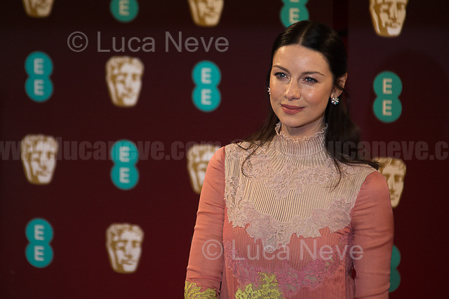Caitriona Balfe.<br />