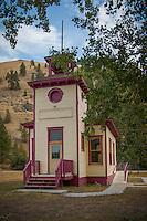Historic School Ravalli Montana.