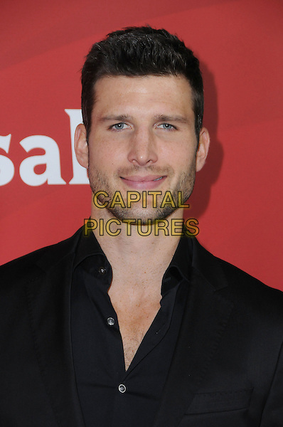17 January 2017 - Pasadena, California - Parker Young. 2017 NBCUniversal Winter Press Tour held at the Langham Huntington Hotel. <br /> CAP/ADM/BT<br /> &copy;BT/ADM/Capital Pictures