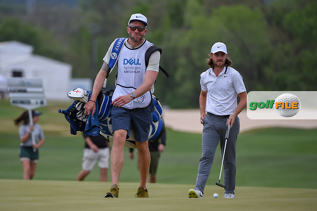 Tommy Fleetwood (ENG) approaches his ball on 15 during day 3 of the WGC Dell Match Play, at the Austin Country Club, Austin, Texas, USA. 3/29/2019.<br /> Picture: Golffile | Ken Murray<br /> <br /> <br /> All photo usage must carry mandatory copyright credit (© Golffile | Ken Murray)