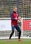 England's Joe Hart in action during training at Tottenham Hotspur training centre, London. Picture date November 14th, 2016 Pic David Klein/Sportimage