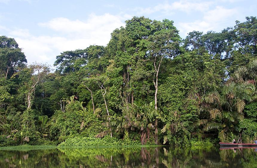 Costa Rica-Tortugero Nature Reserve