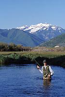 Fly fishing - Utah