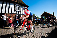 Picture by Alex Whitehead/SWpix.com - 13/05/2018 - British Cycling - HSBC UK Spring Cup Series - Lincoln Grand Prix - Gabriel Cullaigh of Team Wiggins.