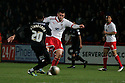 Michael Bostwick of Stevenage shoots. - Stevenage v Oldham Athletic - npower League 1 - Lamex Stadium, Stevenage - 13th March, 2012. © Kevin Coleman 2012