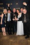 LOS ANGELES - APR 29: Winner, Peg + Cat at The 43rd Daytime Creative Arts Emmy Awards, Westin Bonaventure Hotel on April 29, 2016 in Los Angeles, CA