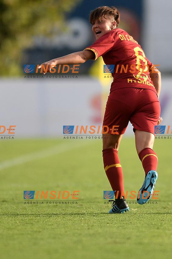 Federica Di Criscio  of AS Roma <br /> Roma 8/9/2019 Stadio Tre Fontane <br /> Luisa Petrucci Trophy 2019<br /> AS Roma - Paris Saint Germain<br /> Photo Andrea Staccioli / Insidefoto