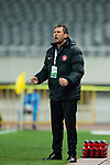 Western Sydney Wanderers Head Coach Tony Popovic gestures during the AFC Champions League 2017 Group F match between Shanghai SIPG FC (CHN) vs Western Sydney Wanderers (AUS) at the Shanghai Stadium on 28 February 2017 in Shanghai, China. Photo by Marcio Rodrigo Machado / Power Sport Images