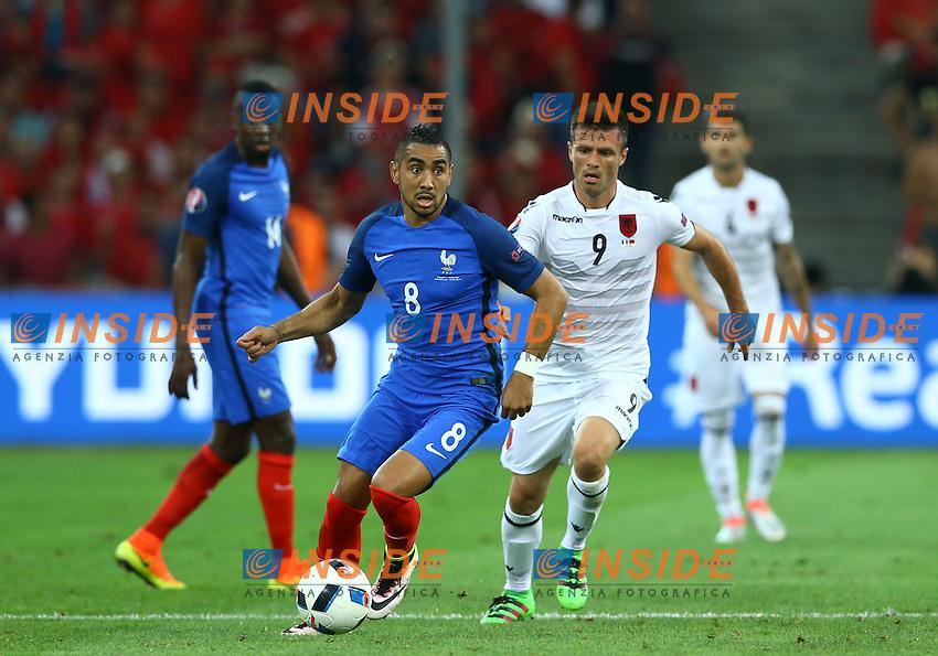 Dimitri Payet France<br /> Marseille 15-06-2016 Stade Velodrome Footballl Euro2016 France - Albania  / Francia - Albania Group Stage Group A. Foto Matteo Ciambelli / Insidefoto