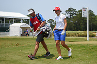 Carlota Ciganda (ESP) heads down 2 during round 4 of the 2019 US Women's Open, Charleston Country Club, Charleston, South Carolina,  USA. 6/2/2019.<br /> Picture: Golffile | Ken Murray<br /> <br /> All photo usage must carry mandatory copyright credit (© Golffile | Ken Murray)