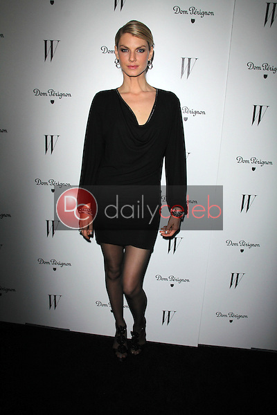 Angela Lindvall<br /> at the W Magazine Best Performances Issue Golden Globes Party, Chateau Marmont, West Hollywood, CA 01-13-12<br /> David Edwards/DailyCeleb.com 818-249-4998