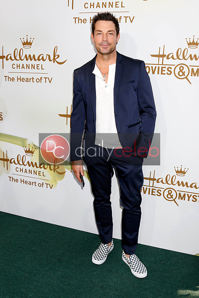 Brennan Elliott<br /> at the Hallmark TCA Summer 2017 Party, Private Residence, Beverly Hills, CA 07-27-17<br /> David Edwards/DailyCeleb.com 818-249-4998