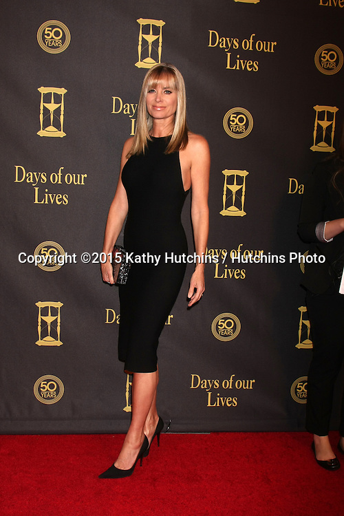 LOS ANGELES - NOV 7:  Eileen Davidson at the Days of Our Lives 50th Anniversary Party at the Hollywood Palladium on November 7, 2015 in Los Angeles, CA