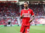 Lewis Baker of Middlesbrough in action during the Sky Bet Championship match at the Riverside Stadium, Middlesbrough. Picture date: August 26th 2017. Picture credit should read: Jamie Tyerman/Sportimage